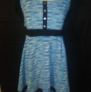 CN Bubbles Powerpuff Girls dress XXL